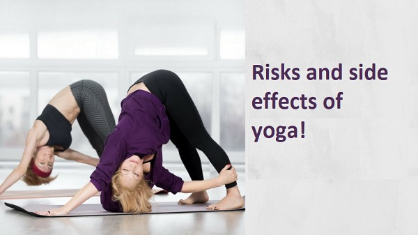 Risks and side effects of yoga