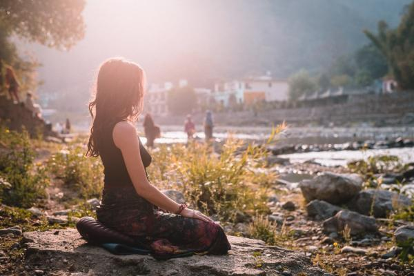 4 Simple Ways to Meditate More