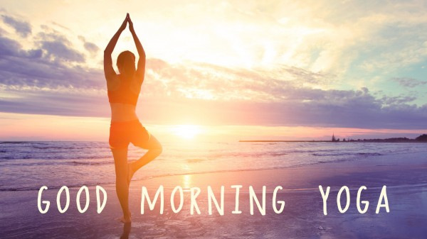 What are the best Yoga poses for the morning?